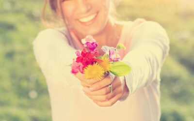 Wear a Flower to Work Day – is it more than just a bit of fun?
