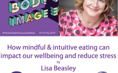 How mindful & intuitive eating can impact our wellbeing and reduce stress